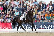 Anna Svanberg - Tabasco 88<br /> FEI World Breeding Dressage Championships for Young Horses 2012<br /> © DigiShots