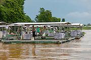 Fishing, Mekong River, Vietnam, Asia