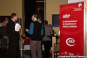 Cocktail du nouvel an 2009 de la SQPRP, Société Québécoise des Professionnels en Relations Publiques . -  Agora de la danse / Montreal / Canada / 2009-01-21, © Photo Olivia Viveros / adecom.ca