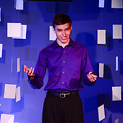 TJ Evarts speaks at TEDx Piscataqua, May 6, 2015 at 3S Artspace in Portsmouth NH