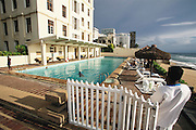 Colombo, Sri Lanka. At Galle Face Hotel