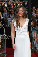 Roxanne McKee London, UK, 27 May 2010: European Premiere of Sex And The City 2, Leicester Square gardens. For piQtured Sales contact: Ian@piqtured.com Tel: +44(0)791 626 2580 (Picture by Richard Goldschmidt/Piqtured)