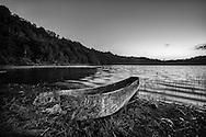 Lake Tamblingan, Bali. One of the many beautiful places in Bali, Indonesia