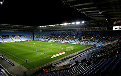 A sparsely populated Ricoh Arena for the Sky Bet League One fixture between Coventry City and Chesterfield - Mandatory by-line: Robbie Stephenson/JMP - 01/11/2016 - FOOTBALL - Ricoh Arena - Coventry, England - Coventry City v Chesterfield - Sky Bet League One