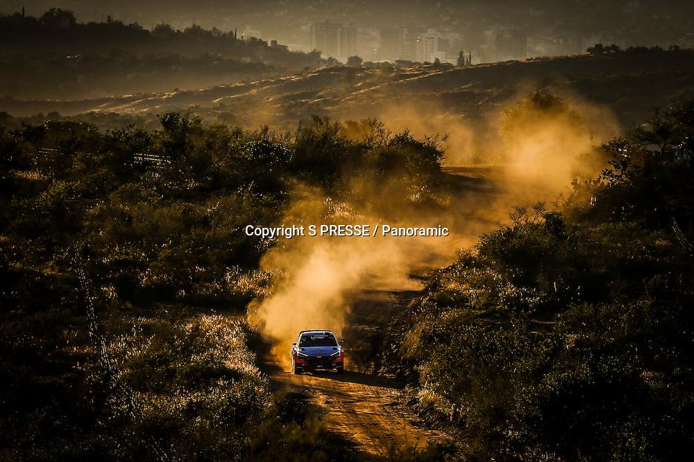 Hayden Paddon  (NZ)  -  Kennard  (NZ)  Hyundai I20 WRC