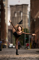 Dance As Art for Deluca Shoes with Caitlin Abraham