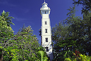 Pt. Venus Lighthouse, Tahiti, French Polynesia<br />