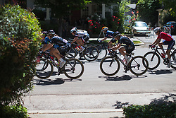 \lucgar of Wiggle High5 Cycling Team rides mid-pack on Stage 3 of the Amgen Tour of California - a 70 km road race, starting and finishing in Sacramento on May 19, 2018, in California, United States. (Photo by Balint Hamvas/Velofocus.com)