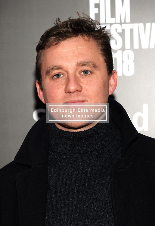 """Glasgow Film Festival 2018<br /> <br /> The Scottish Premiere of """"BEAST"""" was attended by director Michael Pearce and actor Jessie Buckley<br /> <br /> Alex Todd   EEm"""