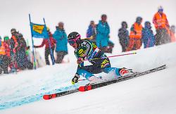 27.10.2018, Rettenbach Ferner, Sölden, AUT, FIS Weltcup Ski Alpin, Sölden, Riesenslalom, Damen, 1. Lauf, im Bild Frida Hansdotter (SWE) // Frida Hansdotter of Sweden in action during her 1st run of ladie's Giant Slalom of the FIS Ski Alpine Worldcup opening at the Rettenbach Ferner in Sölden, Austria on 2018/10/27. EXPA Pictures © 2018, PhotoCredit: EXPA/ Johann Groder