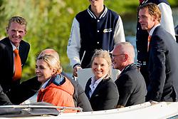 Schuttert Frank, Scholtens Emmelie, Meulendijks Anne, Van Silfhout Alex, Bles Bart,  <br /> EC Rotterdam 2019<br /> © Hippo Foto - Sharon Vandeput<br /> 19/08/19