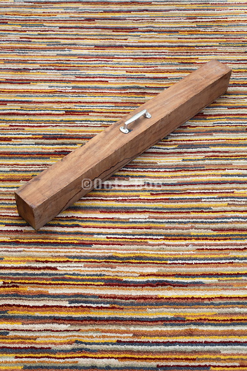 piece of wood with handle