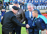 NCAA Football: #5 Citadel fends off VMI in Military Classic of the South, 30-20