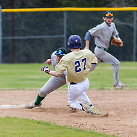 04-09-18 Berryville Baseball vs. Yellville