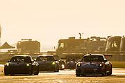 March 16, 2013: 61st Mobil 1 12 Hours of Sebring. 31 Kuba Giermaziak, Carlos Gomez, Mario Farnbacher, Porsche 911 GT3 Cup, NGT Motorsports, 99 Lawson Aschenbach, David Calvert-Jones, Eric Curran, Porsche 911 GT3 Cup, Competition Motorsports, 44 Pierre Ehret, Alexandre Imperatori, Brett Sandberg, Porsche 911 GT3 Cup, Flying Lizard Motorsports, 500 Tristan Nunez, Charlie Shears, David Heinemeier-Hansson, Performance Tech Motorsports