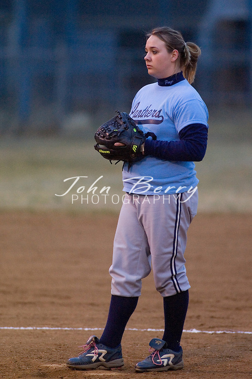 MCHS JV Softball .vs Page.March 12, 2007