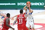 EA7 Emporio Armani Milano vs Germani Basket Brescia LBA serie A 4^ giornata di ritorno stagione 2016/2017 Mediolanum Forum Assago, Milano 12/02/2017