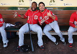 Denard Span and Anthony Rendon, 2014