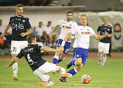 30.07.2015, Stadion Poljud, Split, CRO, UEFA EL, Hajduk Split vs Stroemsgodset IF, Qualifikation, 3. Runde, Hinspiel, im Bild Tomislav Kis // during the UEFA Europa League Qualifier 3rd round, 1st Leg Match between Hajduk Split and Stroemsgodset IF at the Stadion Poljud in Split, Croatia on 2015/07/30. EXPA Pictures © 2015, PhotoCredit: EXPA/ Pixsell/ Ivo Cagalj<br /> <br /> *****ATTENTION - for AUT, SLO, SUI, SWE, ITA, FRA only*****