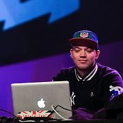 NLD/Amsterdam/20130211- Uitreiking Edison Pop 2013, Robbie Pardoel