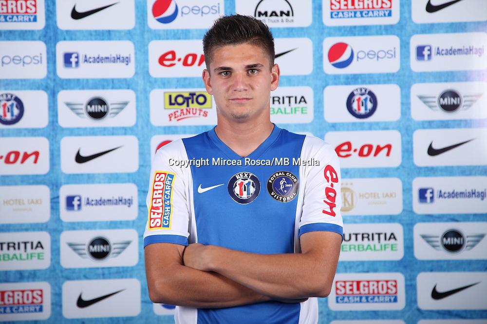 Razvan Marin, Viitorul Constanta