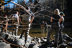 Wilson River Fly Fishing Clinic - Adventures Across Oregon Photos - Images, Tillamook