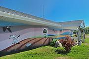 Saint Léon Interpretive Center, St. Leon, Manitoba, Canada