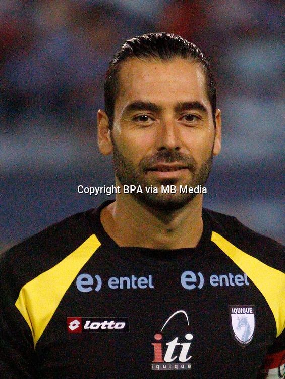 Chile Football League First Division - <br /> Scotiabank Tournament 2016 - <br /> ( Club de Deportes Iquique ) - <br /> Rodrigo David Naranjo Lopez