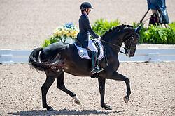 Perry-Glass Kasey, USA, Goerklintgaards Dublet<br /> World Equestrian Games - Tryon 2018<br /> © Hippo Foto - Dirk Caremans<br /> 13/09/18