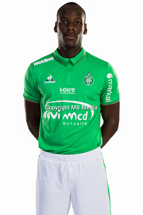 Bryan Dabo <br /> Photo : ASSE / Icon Sport