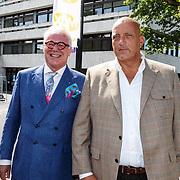 NLD/Hilversum20150825 - Najaarspresentatie RTL 2015, kok Herman den Blijker en Willem Reimers