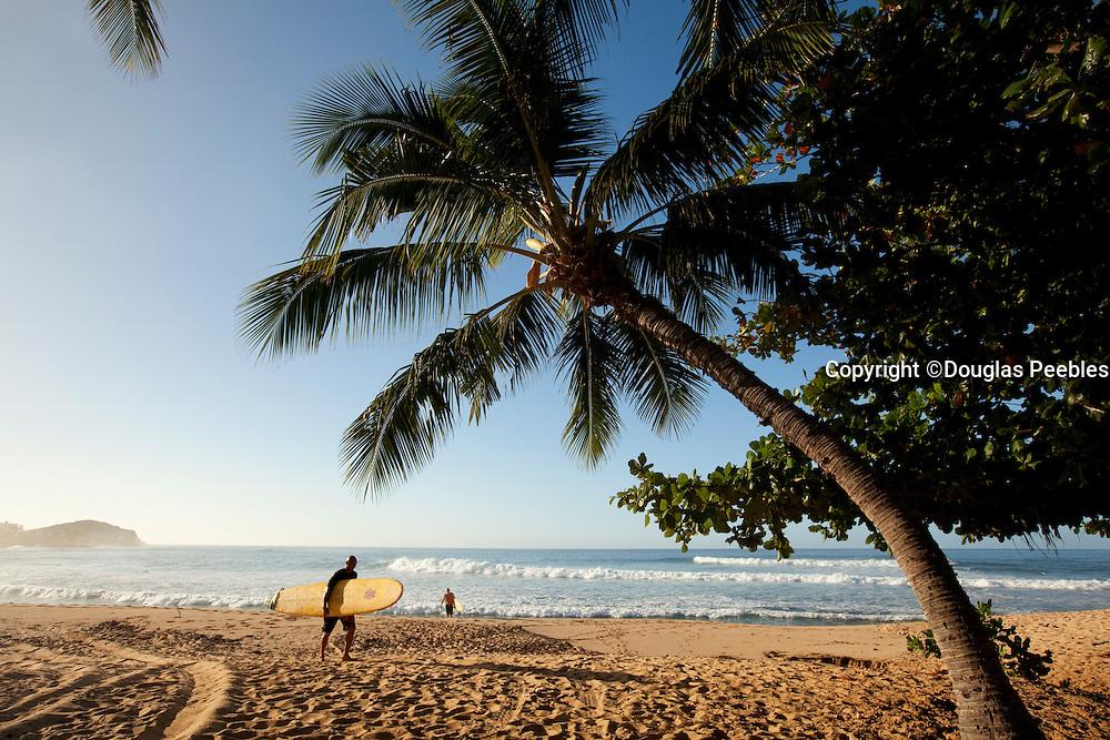 Makaha, Beach, Leeward Coast, Oahu, Hawaii