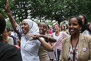 UK. London Refugee Week . Celebrating Sanctuary.