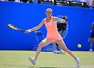 MAGDALENA RYBARIKOVA (SVK), AEGON Open Nottingham 2017<br /> <br /> Tennis -  Nottingham Open 2017 - WTA -   Nottingham Tennis Centre, Nottingham, Nottinghamshire, - Nottingham -  - Great Britain  - 17 June 2017. <br /> &copy; Juergen Hasenkopf