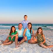 Meadows Family Beach Photos