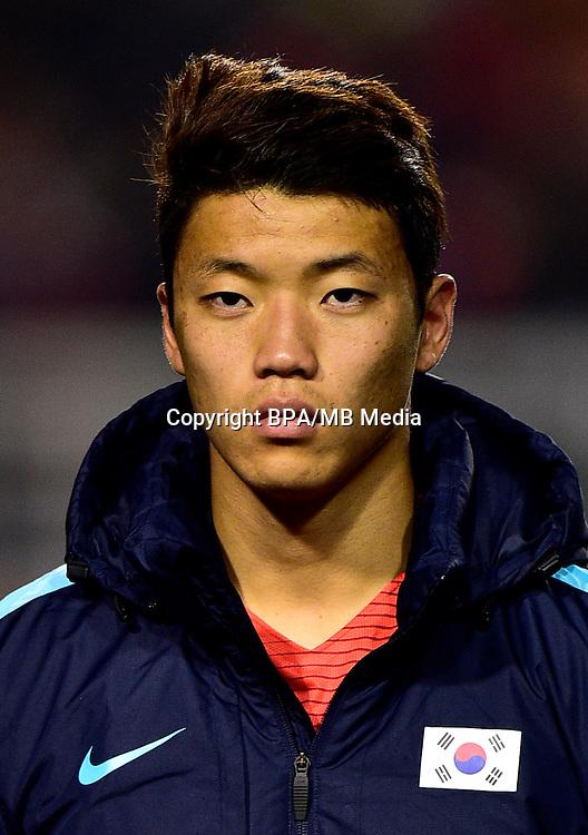Fifa Men´s Tournament - Olympic Games Rio 2016 - <br /> South Korea National Team - <br /> HWANG Heechan