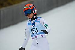 ITO Yuki (JPN) during second round on day 2 of  FIS Ski Jumping World Cup Ladies Ljubno 2020, on February 23th, 2020 in Ljubno ob Savinji, Ljubno ob Savinji, Slovenia. Photo by Matic Ritonja / Sportida