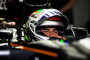 March 27-29, 2015: Malaysian Grand Prix - Sergio Perez (MEX), Force India