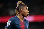 Christopher Alan NKUNKU (PSG) during the French Championship Ligue 1 football match between Paris Saint-Germain and AS Saint-Etienne on September 14, 2018 at Parc des Princes stadium in Paris, France - Photo Stephane Allaman / ProSportsImages / DPPI