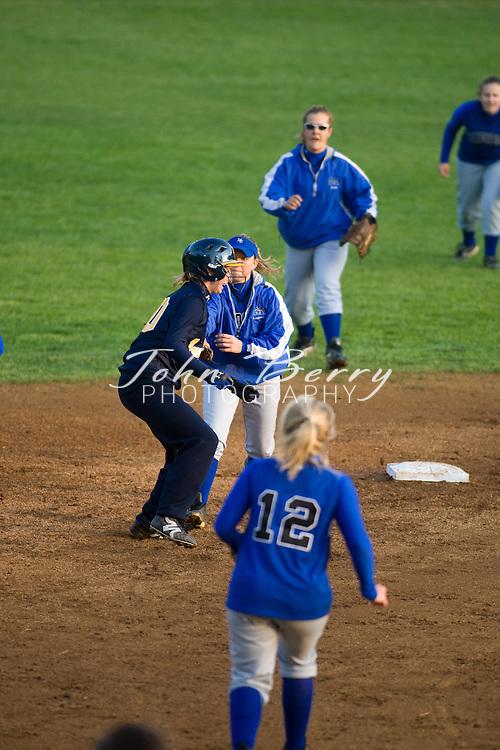 MCHS Varsity Softball .vs Rappahannock .4/29/2008..