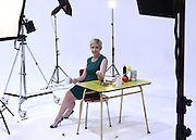 DAY ONE OF THE BAFTA/RADIO TIMES TV AWARDS NOMINEES SHOOT AT HOLBORN STUDIOS LONDON.3.4.14.PIX STEVE BUTLER 07970 430606