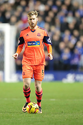 Bolton Wanderers' Tim Ream - Photo mandatory by-line: Nigel Pitts-Drake/JMP - Tel: Mobile: 07966 386802 29/12/2013 - SPORT - FOOTBALL - King Power Stadium - Leicester - Leicester City v Bolton Wanderers - Sky Bet Championship