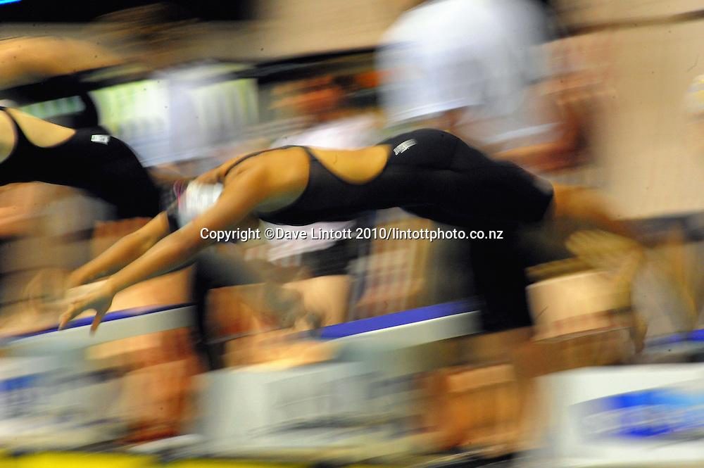 New Zealand Age Group Short Course Swimming Championships at Welllington Aquatics Centre, Kilbirnie, Wellington on Sunday, 26 September 2010. Photo: Dave Lintott/photosport.co.nz