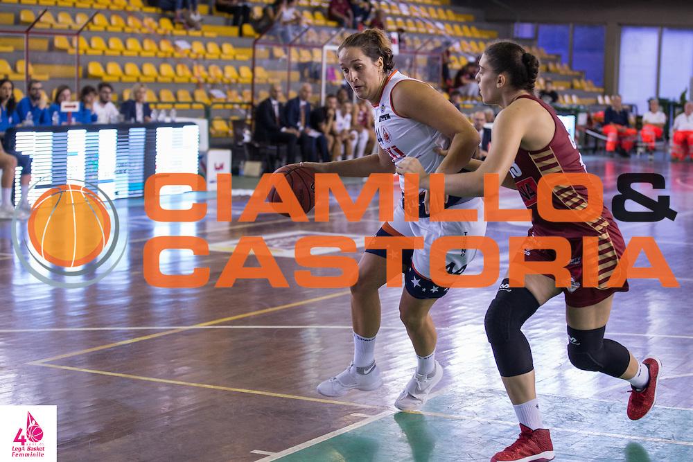 Valentina Gatti <br /> Umana Reyer Venezia Fixi Piramis Torino<br /> LegA Basket Femminile 2016/2017<br /> Lucca, 02/10/2016<br /> Foto Elio Castoria/Ciamillo-Castoria