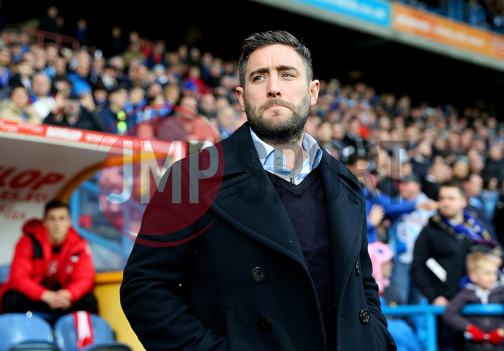 Bristol City head coach Lee Johnson  - Mandatory by-line: Matt McNulty/JMP - 10/12/2016 - FOOTBALL - The John Smith's Stadium - Huddersfield, England - Huddersfield Town v Bristol City - Sky Bet Championship