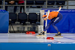 10-11-2017 NED: ISU World Cup, Heerenveen<br /> 500 m men, Hein Otterspeer NED