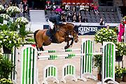 Rodrigo Carrasco - G La Numero Uno<br /> Gothenburg Horse Show 2019<br /> © DigiShots