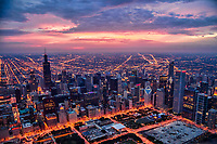 Chicago Metropolis @ Twilight