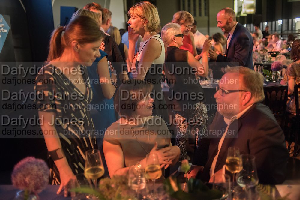 JANE WILSON; LOUISE WILSON; MARK YOUNG, The £100,000 Art Fund Prize for the Museum of the Year,   Tate Modern, London. 1 July 2015