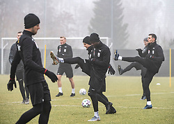 13.01.2020, Waldstadion, Pasching, AUT, 1. FBL, Trainingsauftakt, LASK, im Bild Trainingsstart beim LASK // during a Trainingssession of Austrian tipico Bundesliga Club LASK at the Waldstadion in Pasching, Austria on 2020/01/13. EXPA Pictures © 2020, PhotoCredit: EXPA/ Reinhard Eisenbauer